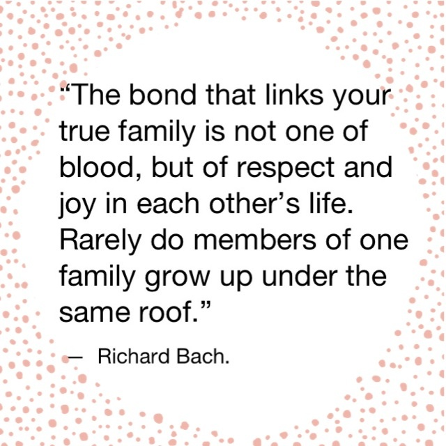 Quotes about Blood siblings (25 quotes)