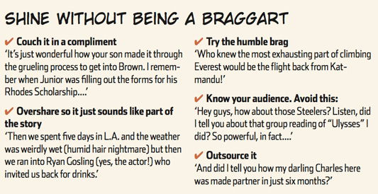 Quotes About Bragging 108 Quotes