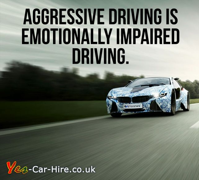 imparied driving and agressive driving