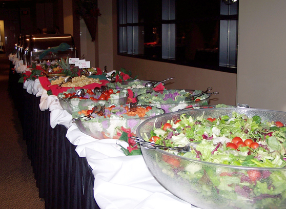 Catering Buffet Table Setup Wedding Tips And Inspiration - Catering buffet table setup