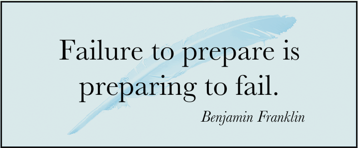 Quotes About Preparing For Success 26 Quotes