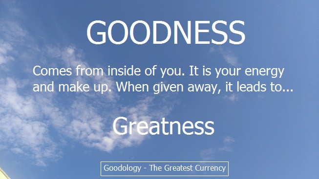 Quotes About Goodness Inspirational 26 Quotes