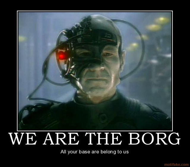 quotes about borg quotes