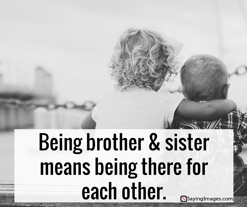 Quotes about Other sisters (54 quotes)