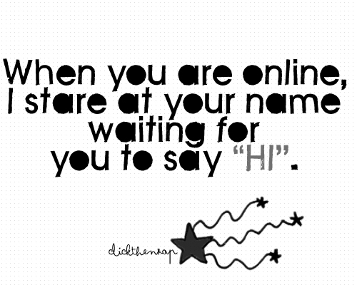 For quotes you waiting I Hate