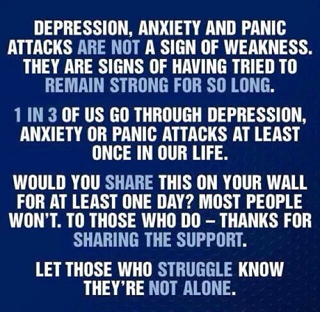 quotes about depression and anxiety quotes