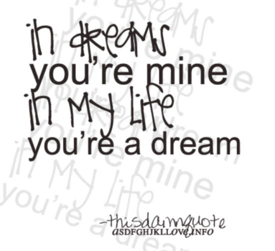 Quotes About Dreams And Love Custom Quotes About Dreams Of Love 153 Quotes