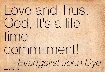 Quotes About Lifetime Commitment 23 Quotes