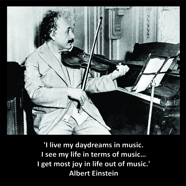 Quotes About Music Einstein 26 Quotes