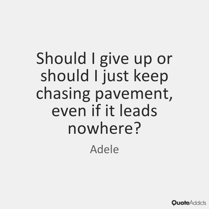 Quotes about Pavements (37 quotes)