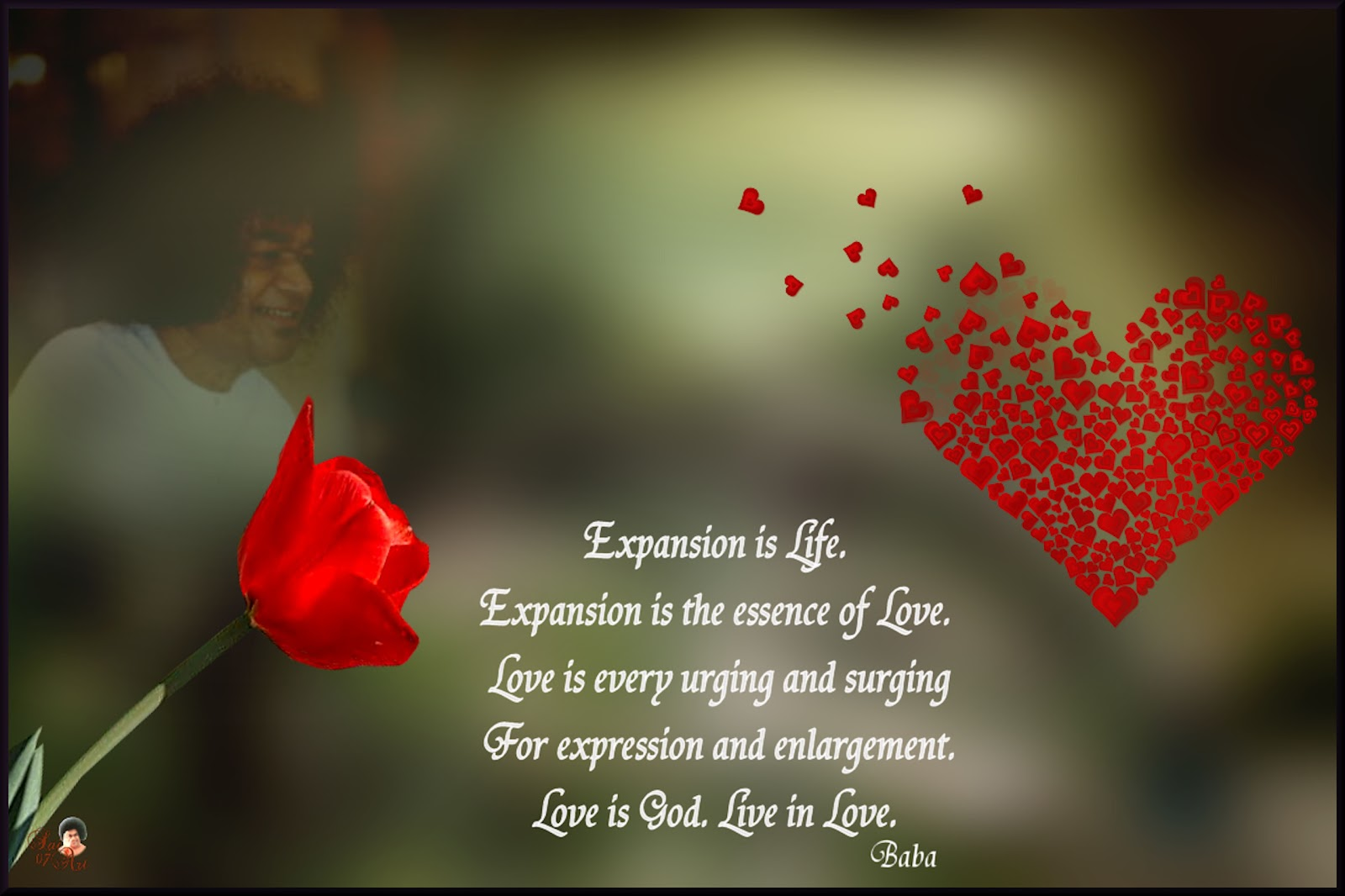 the essence of love