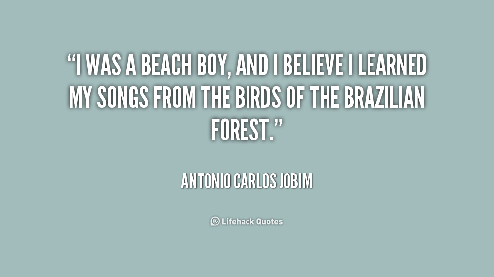 Quotes about Beach Boys (102 quotes)