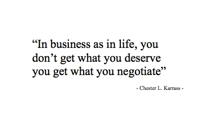 Quotes About Successful Negotiation 23 Quotes