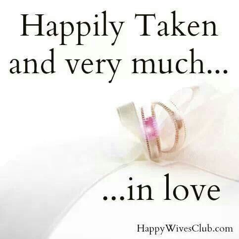 Quotes About Being Hily Married 20