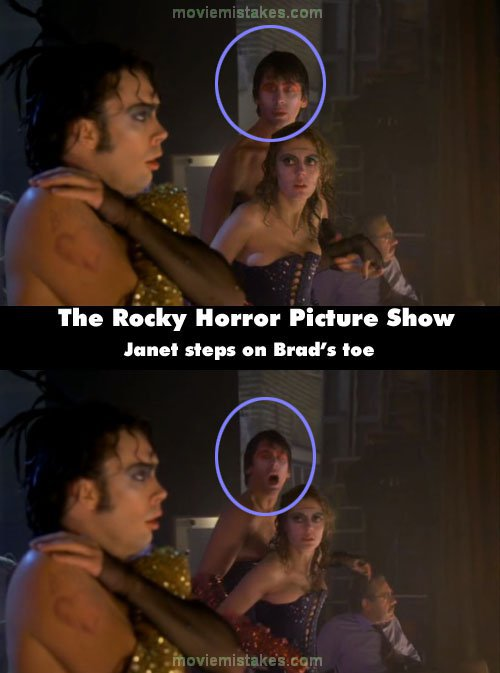 Quotes about Rocky Horror (32 quotes)