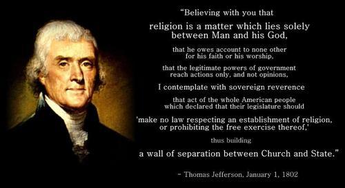 a description of thomas jefferson as a great man