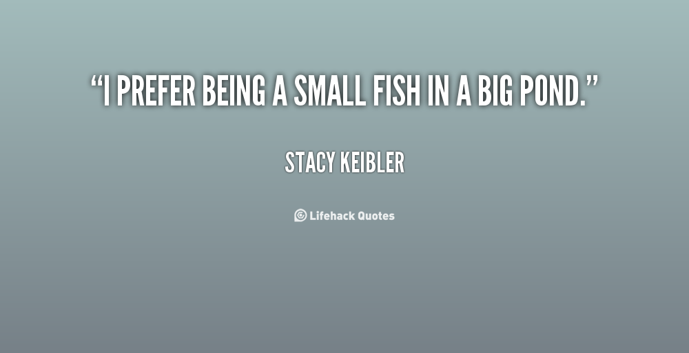 Quotes About Being Small In Size 18 Quotes