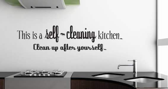 Brilliant Quotes About Clean Kitchens 33 Quotes Download Free Architecture Designs Viewormadebymaigaardcom