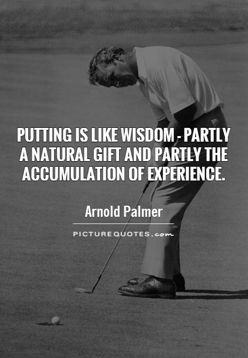 Arnold Palmer Quotes Custom Quotes About Arnold Palmer 48 Quotes