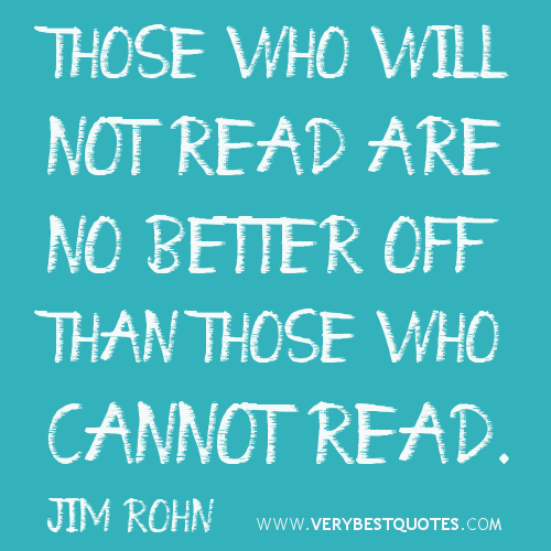 Image result for motivational quotes about reading