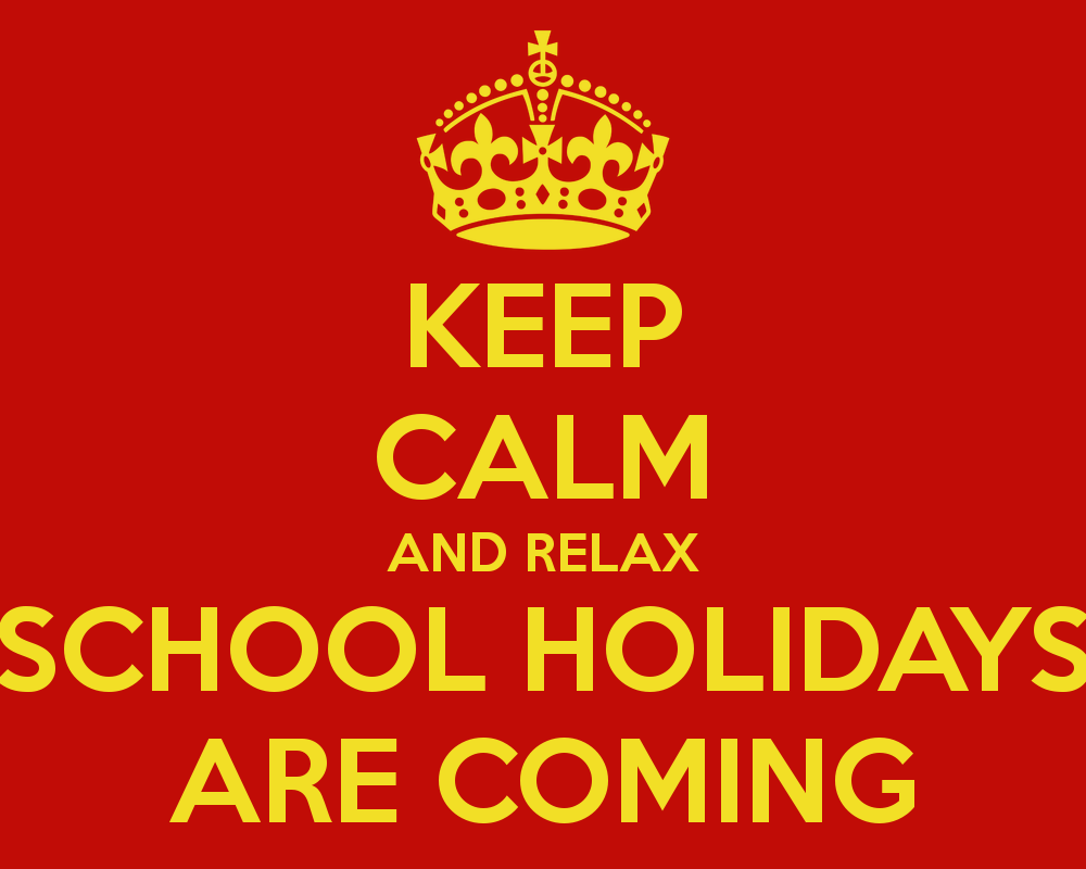 Quotes About School Holidays 61 Quotes