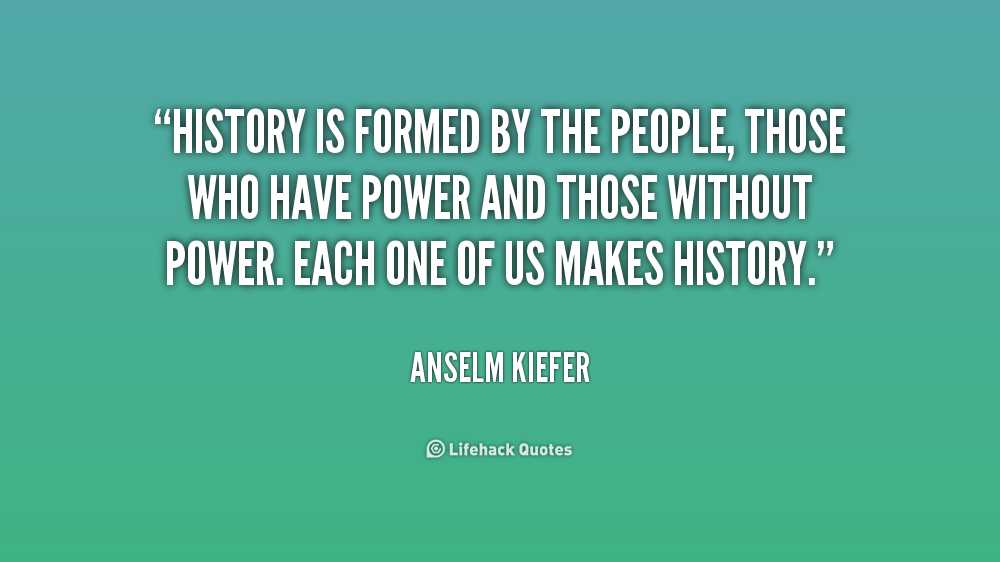 Quotes about Having history with someone (17 quotes)