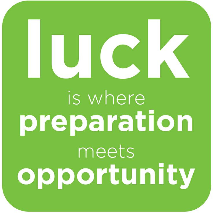 Quotes About Opportunity And Luck 88 Quotes