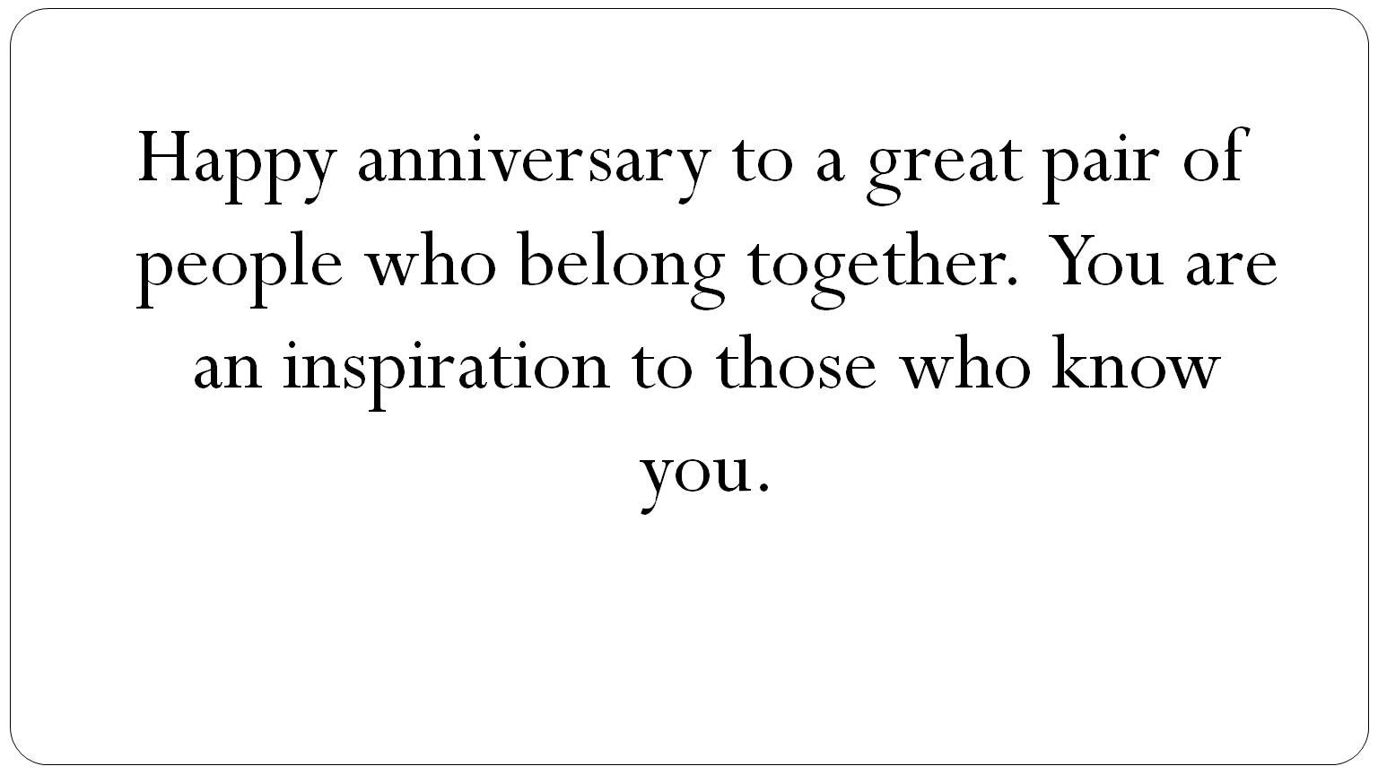 quotes about anniversary of parents quotes