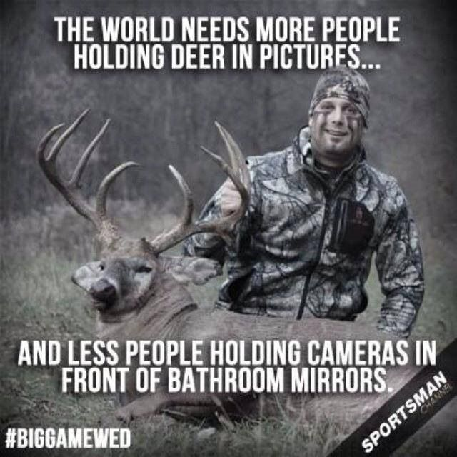Quotes about Deer Hunting (39 quotes)