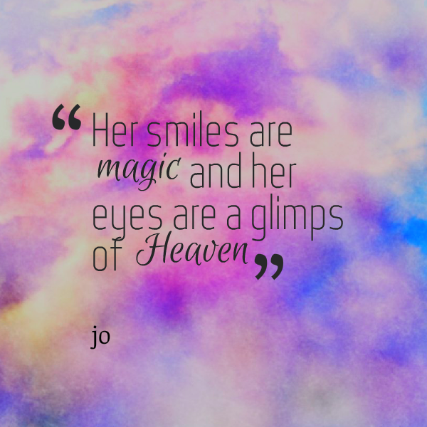 Quotes about Make Her Smile (27 quotes)