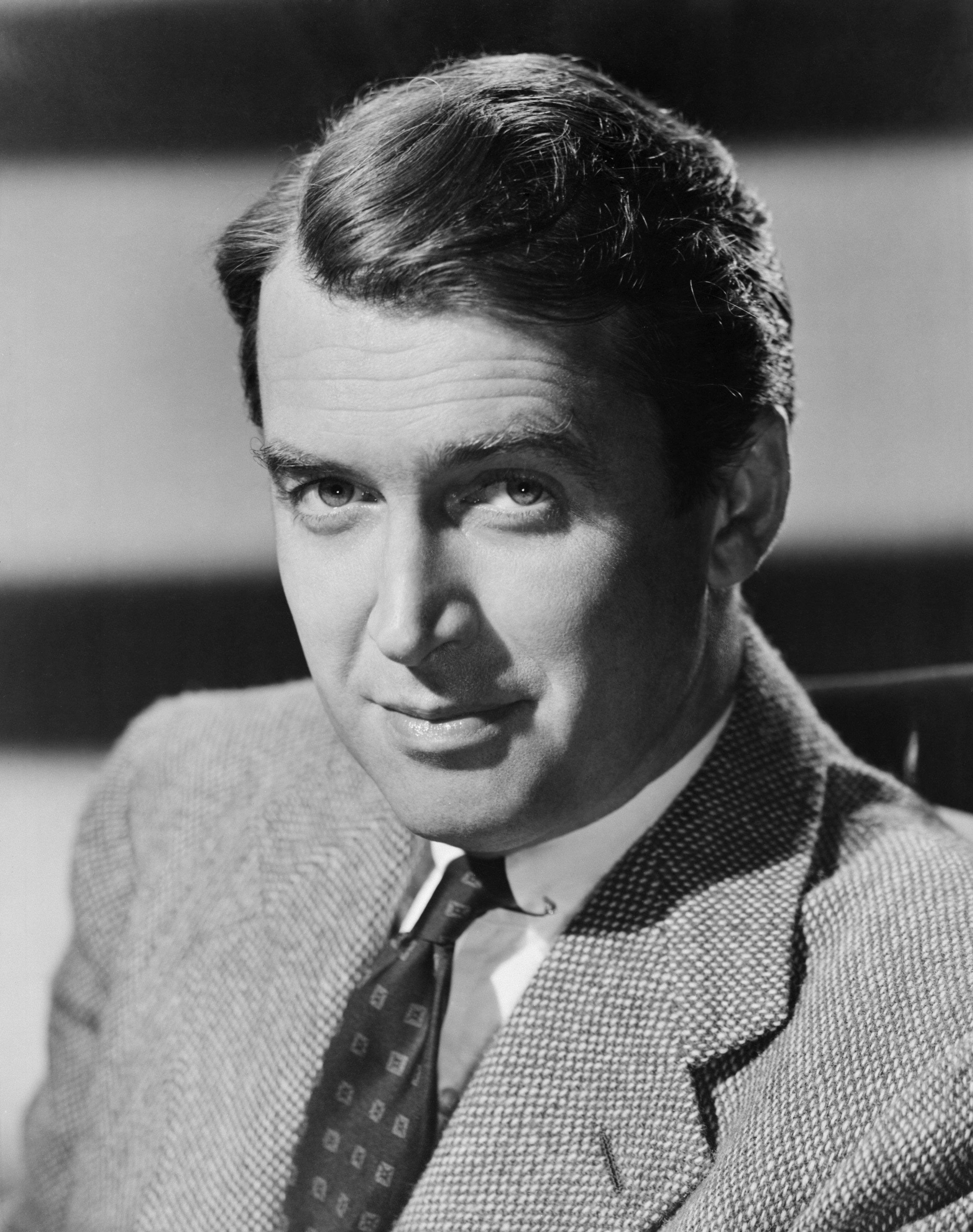 Quotes about Jimmy Stewart (42 quotes)