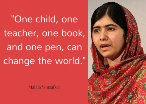 Quotes About Girl Child Education 20 Quotes