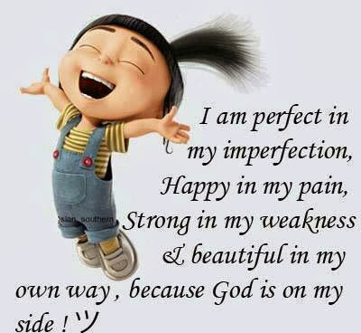 quotes about perfect imperfections quotes