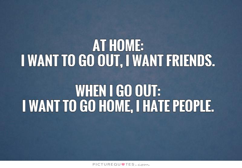 quotes about individuals going home quotes
