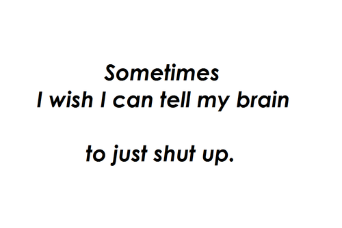 Quotes About Thinking Too Much 90 Quotes