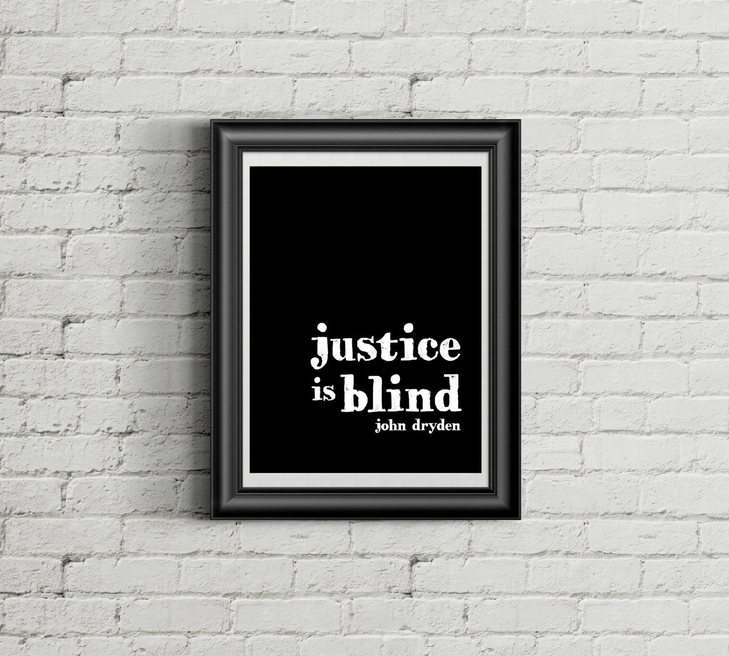 Quotes About Blind Justice 38