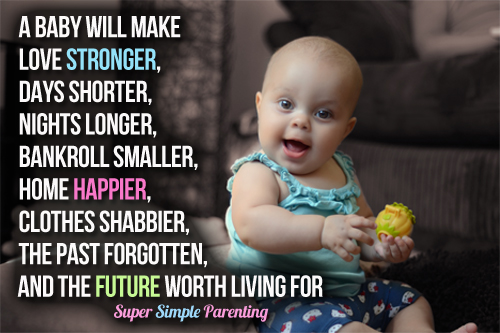 Quotes about Future baby (38 quotes)