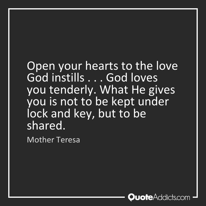 Quotes About Open Your Heart 185 Quotes