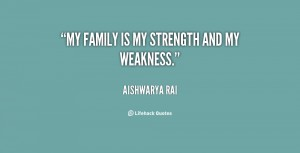 quotes about strength from family quotes