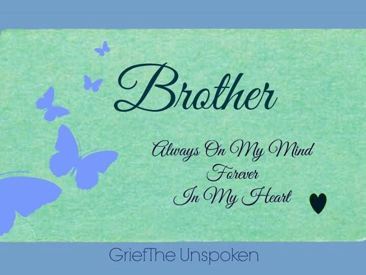 Lovely I Miss My Brother Quotes - Mesgulsinyali