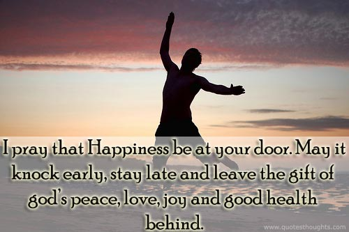 Quotes About Peace Happiness And Love