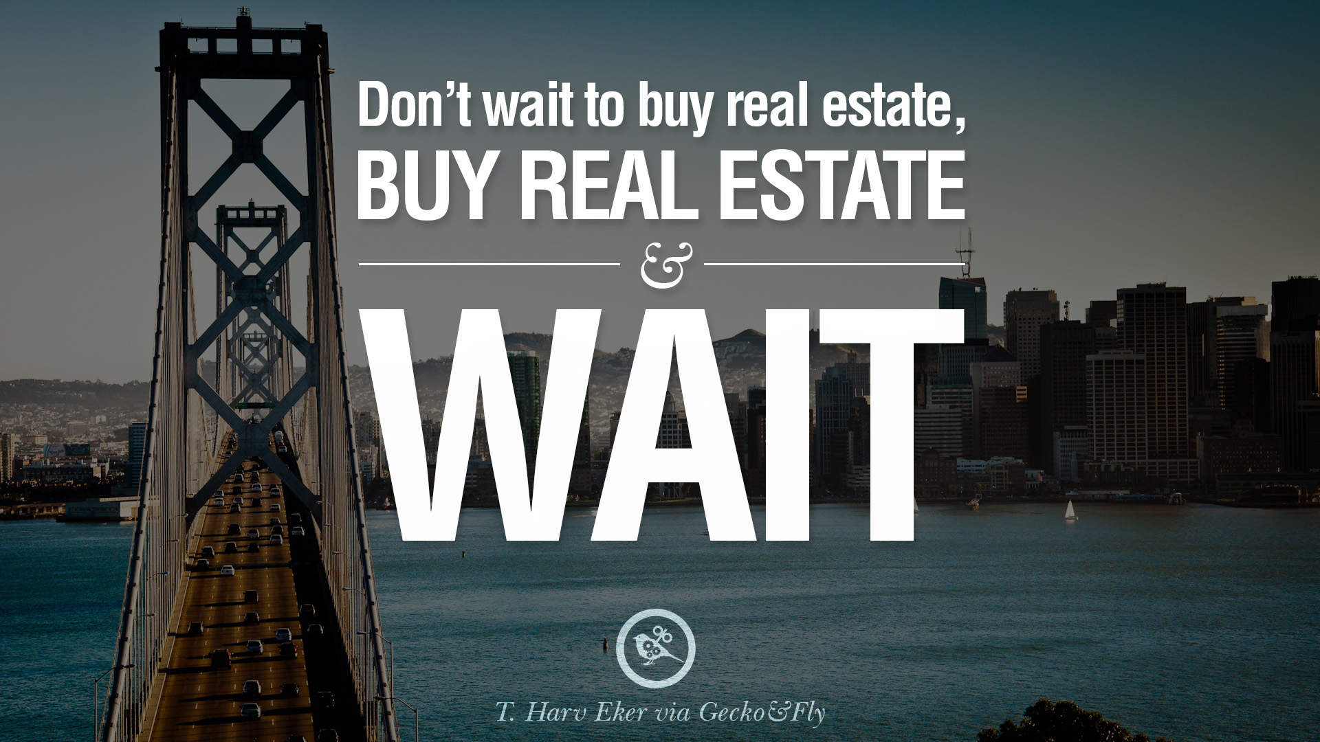 Quotes about Real estate investing (40 quotes)