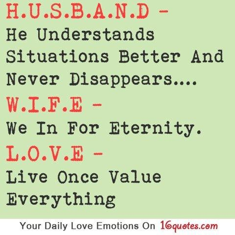 Quotes About Husbands Love Your Wife 16 Quotes