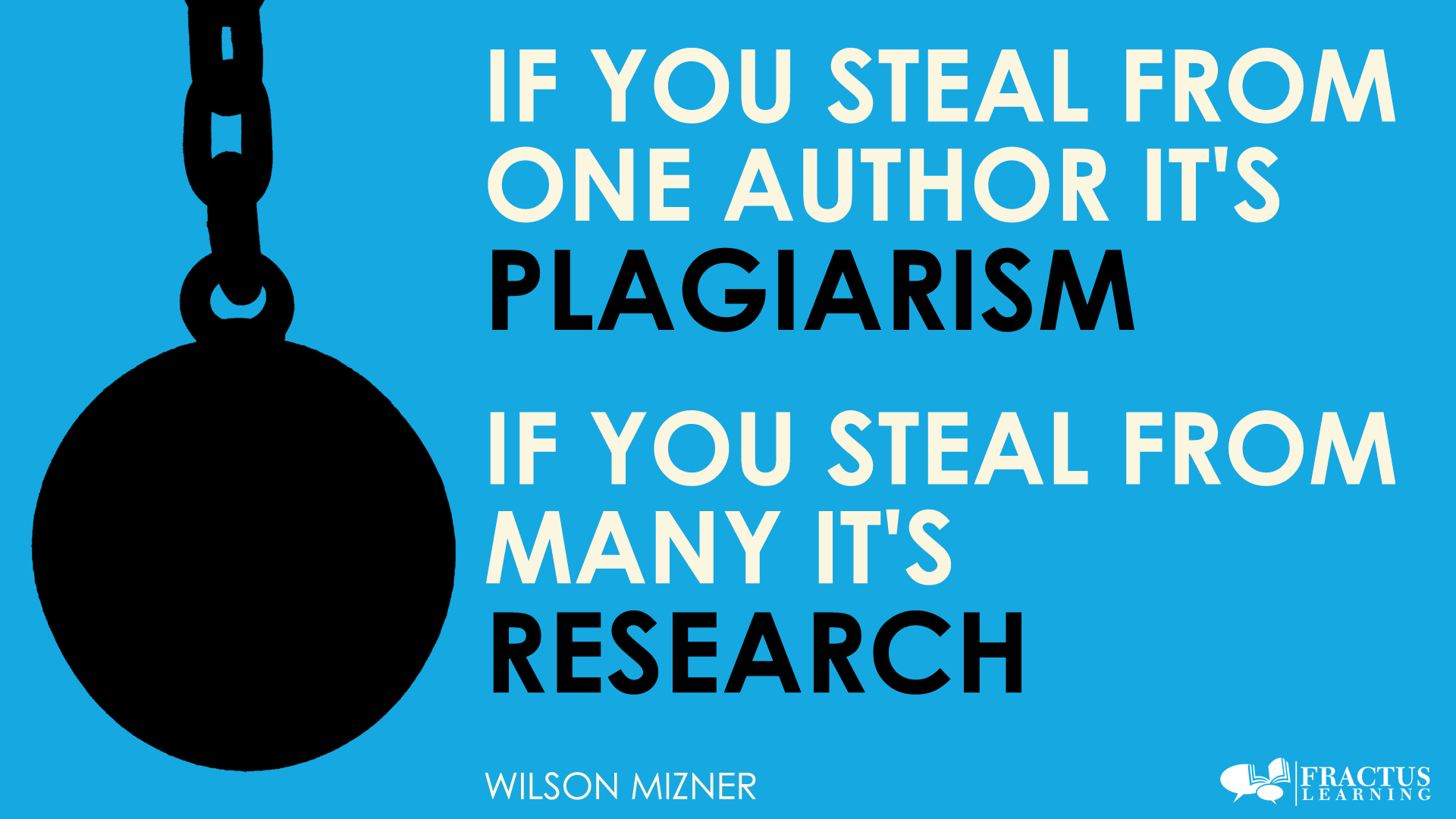 the solution about plagiarism
