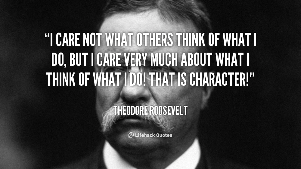 Quotes About Not Caring What Others Think Quotes Of The Day