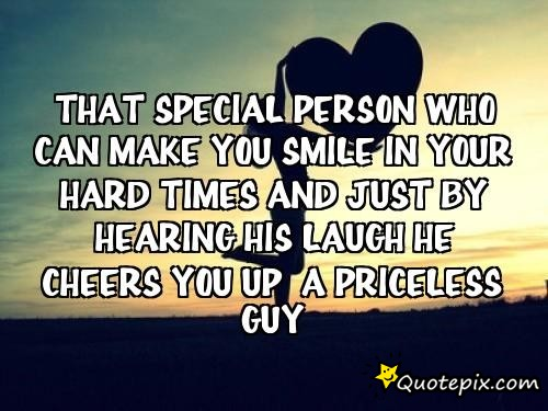 Quotes About That Special Guy (48 Quotes