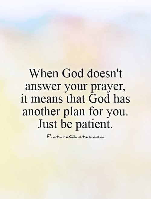 quotes about god s answer to prayers quotes