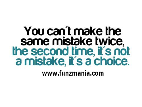 Quotes About Same Mistakes 130 Quotes