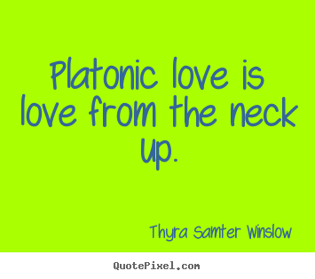 Of relationship meaning platonic What Is