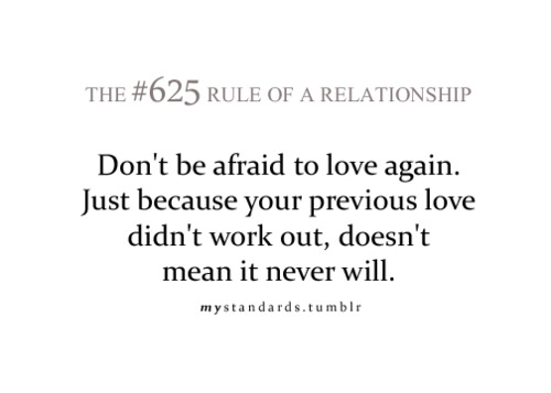 Quotes About Being Afraid To Love 42 Quotes